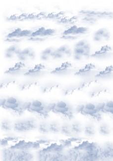PS云朵筆刷10個逼真