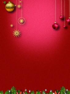 圣誕快樂背景