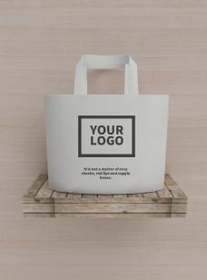 原创模型帆布袋样机袋子