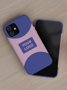 原创模型iPhone11苹果手机壳样机