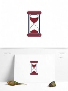 原创图标图案时间沙漏