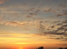 天空 蓝天