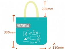 礼品袋 女士袋 手提袋 包装袋