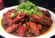 油焖龙虾 家常龙虾 特色龙虾