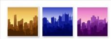 城市背景画