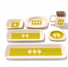 餐具 碟子餐具组合 杯子
