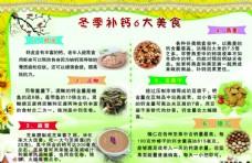 冬季補鈣6大美食