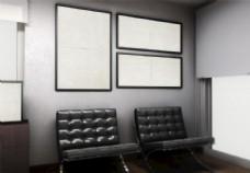 办公室墙壁挂画