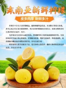 东南亚柠檬
