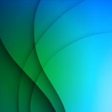 绿色渐变背景