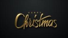 金色圣诞节